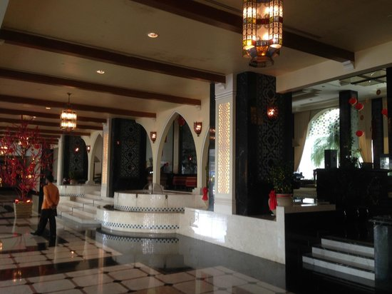 Hotel Istana: Lobby