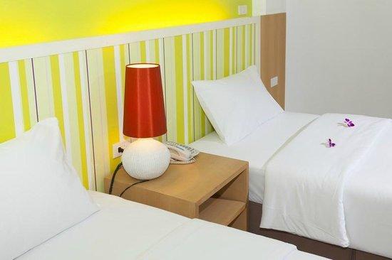 Grand Watergate Hotel : Guest Room