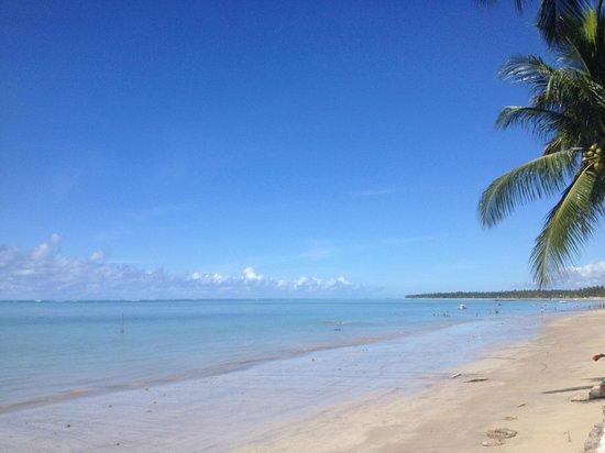 Hotel Coral Beach: Praia do Peroba
