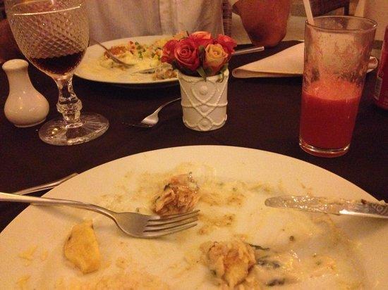 Hotel Coral Beach: Restaurante Hotel