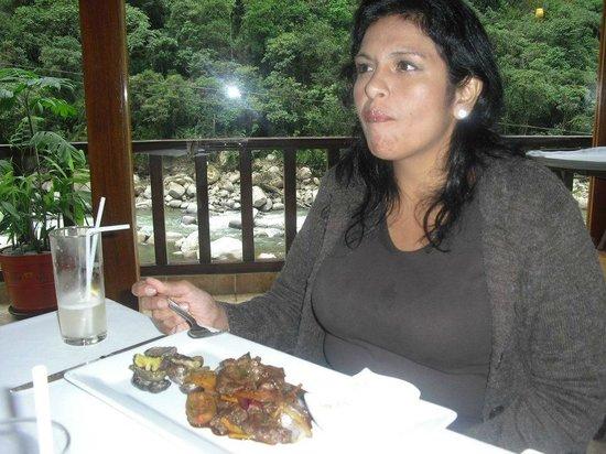 SUMAQ Machu Picchu Hotel: Hora del desayuno