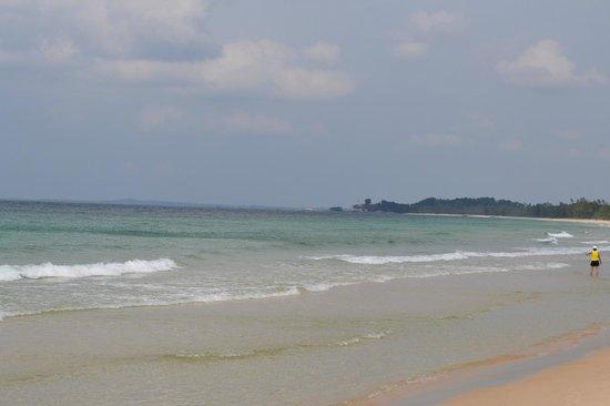 Bintan Lagoon Resort : 海