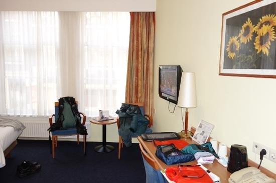 XO Hotels City Centre Amsterdam: room