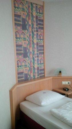 Park-Hotel Norderstedt : Одноместный номер