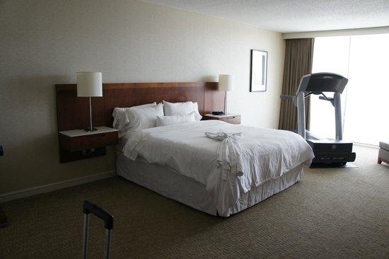 Westin Oaks Houston at the Galleria: Fitness bedroom