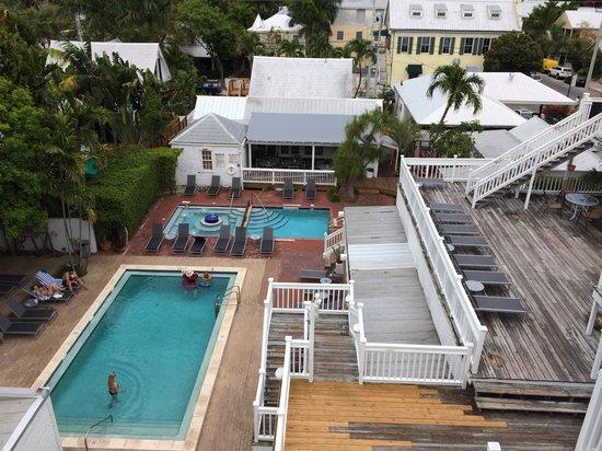 NYAH Key West: Rooftop View