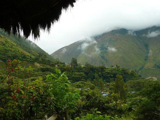 Eco Quechua Lodge: one of the views