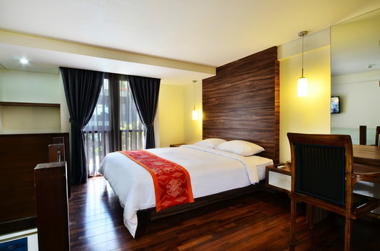 The Legian Sunset Residence: Guest Room