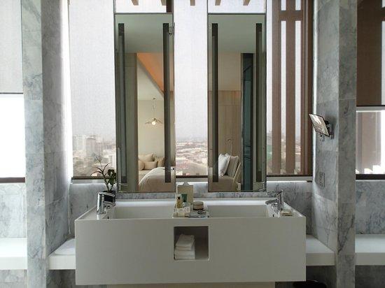 Hilton Pattaya: salle de bains