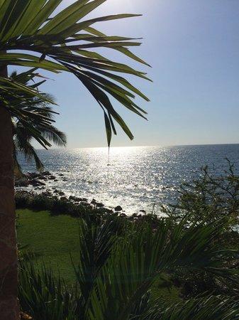 Garza Blanca Preserve, Resort & Spa: View from my room