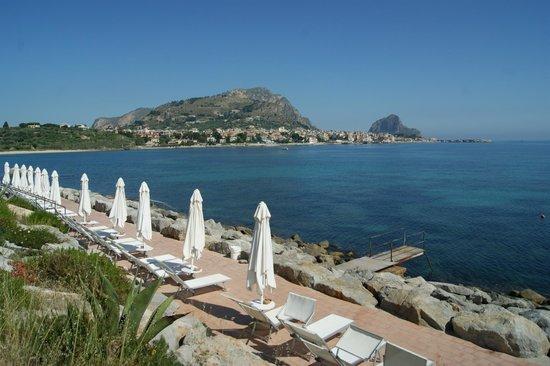 Domina Zagarella Sicily: Vue de la piscine