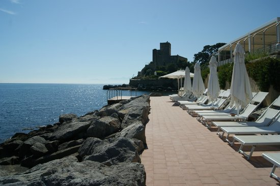 Domina Coral Bay Sicilia Zagarella : Vue de la piscine