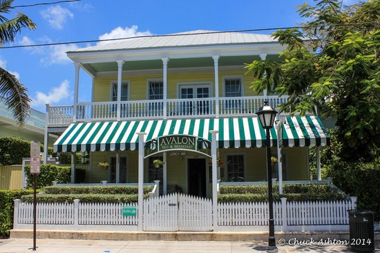 Avalon Bed and Breakfast : Hotel