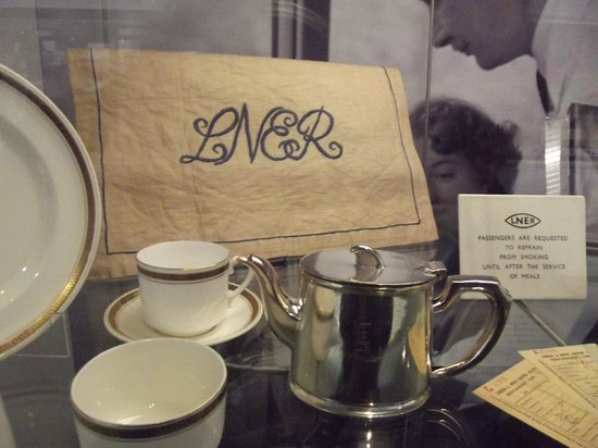 National Railway Museum: Dining with style