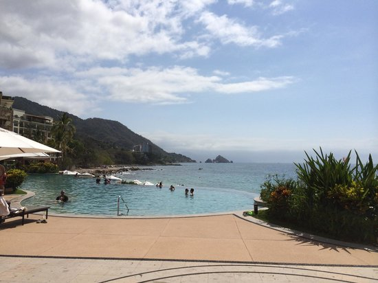 Garza Blanca Preserve, Resort & Spa: Infinity pool