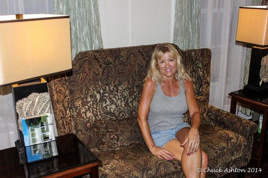 Avalon Bed and Breakfast: Lobby