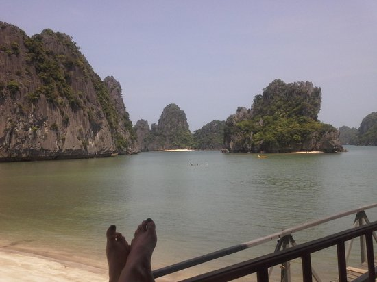 Central Backpackers Hostel : Trip to Halong
