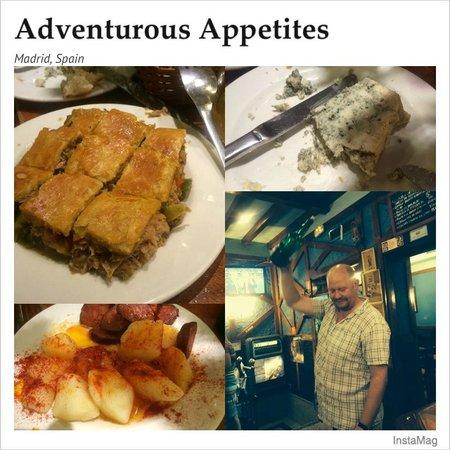 Adventurous Appetites Tapas Tour : Tapas - Yum!
