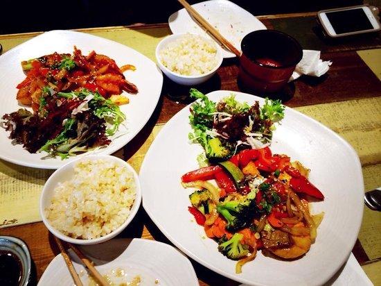 Yume Sushi 3: Mains - small portion