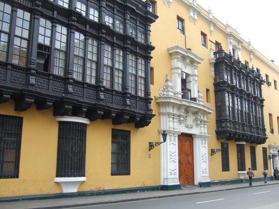 Discovering Peru: Centro Historico de Lima