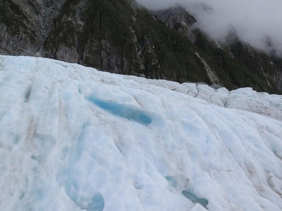 Franz Josef Glacier : 360 degree amazing views!