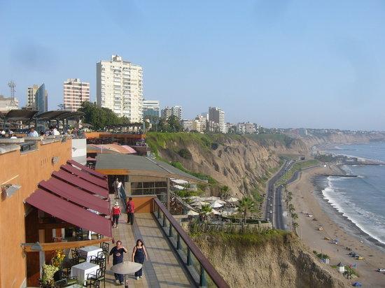 Discovering Peru: Miraflores-Lima