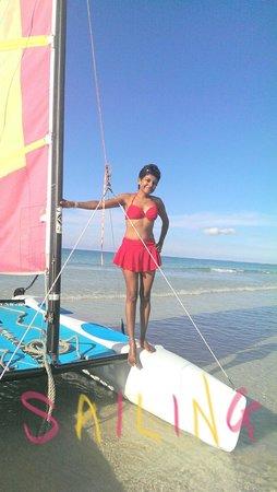 Club Med Bintan Island : Sailing