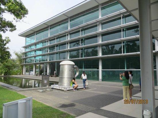 Royal Selangor Visitor Centre: Outside view
