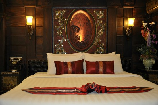Thannatee Boutique hotel: deluxe room