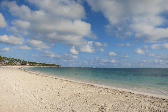 Melia Caribe Tropical: прекрасный пляж