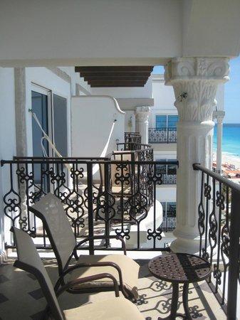 Hyatt Zilara Cancun : Balcony