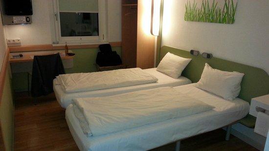 Ibis Budget Augsburg City : Zimmer