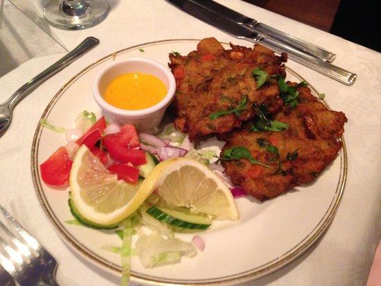 Shiraz Indian Cuisine: Vegetable Cutlets