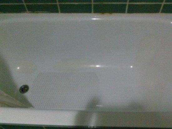 Golden Tulip Aqaba : Broken Bathroom tube