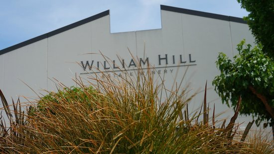 William Hill Estate Winery : The building