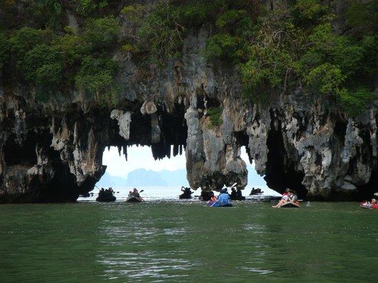 Тот самый вид - Picture of James Bond Island, Ao Phang Nga National Park - Tr...
