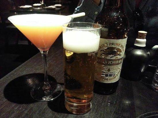 SUSHISAMBA : Cocktails