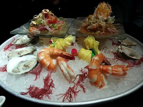 Sushisamba : Sampler Platter - Chef's Choice