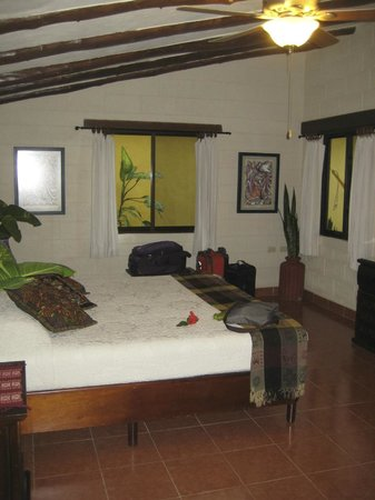 Hacienda Chichen: Master Suite