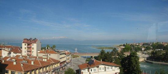 Ali Bilir Hotel: View from the 6th floor terrace/restaurant