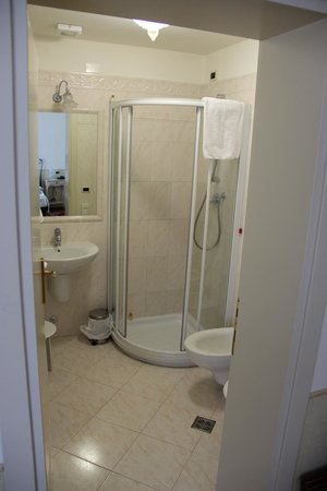 Ca' San Rocco: Ванная