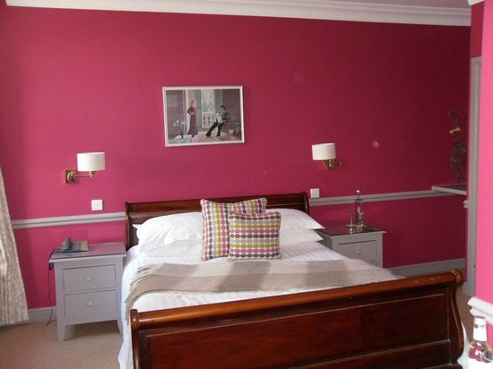 The Devonshire Fell Hotel: The Linton Room