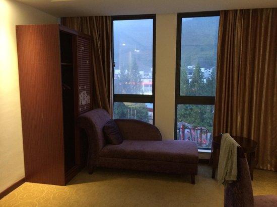 Mingfu Hotel: Room