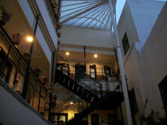 Hotel Cervantes : De mooie binnen plaats ( Schitterend )