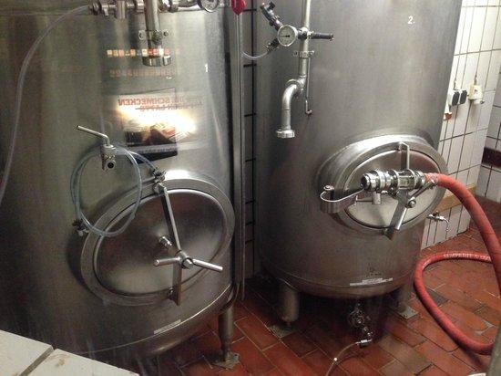 Kieler Brauerei: Her brygges eget øl