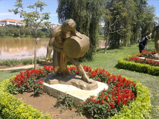 Dalat Flower Park : 4