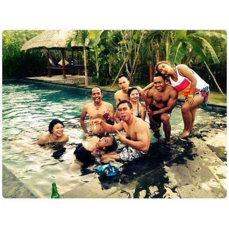 Rumah Adi Amed Hostel: pool