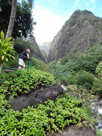 Iao Valley State Monument: Natures Playground