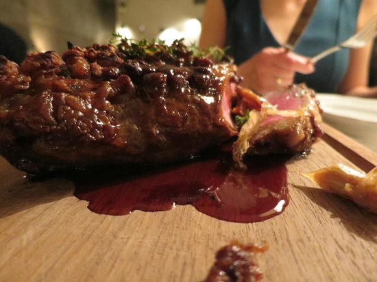 Madklubben Steak: Hovedret