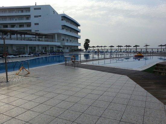 Aguamarina Golf Apartments: The Pool